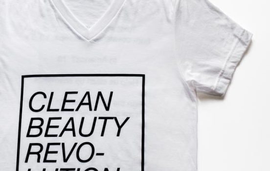 #CleanBeautyRevolution