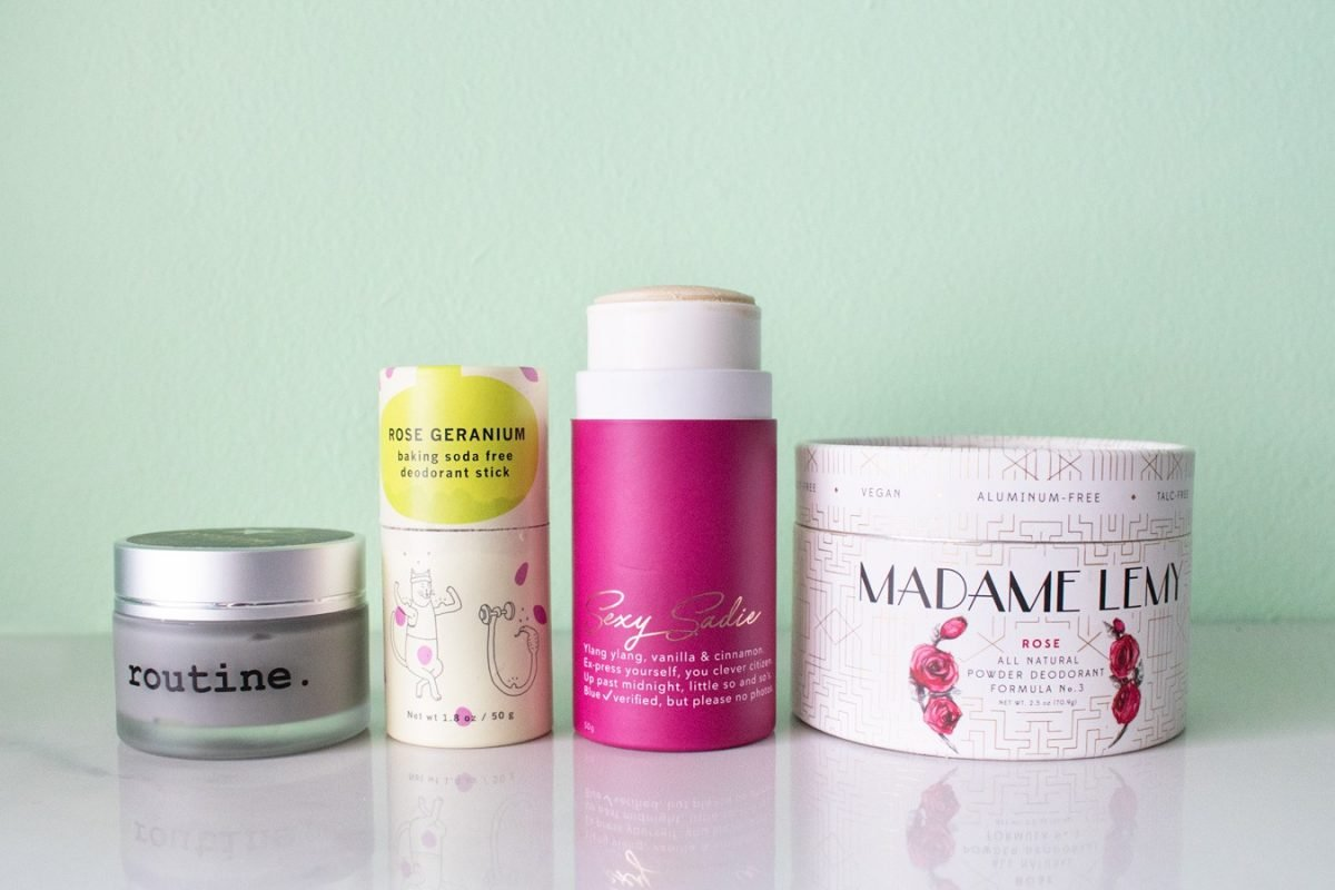 Best Natural Deodorants