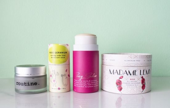 How to Successfully Detox Your Armpits & Best Natural Deodorants (That Actually Work!)