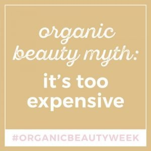 Organic Beauty Myths