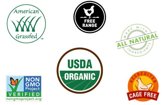 Organic vs. Natural vs. Non-GMO & More: The ULTIMATE Guide to Deciphering Food Labels