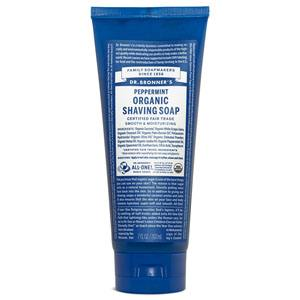 Dr. Bronner's Organic Peppermint Shaving Soap