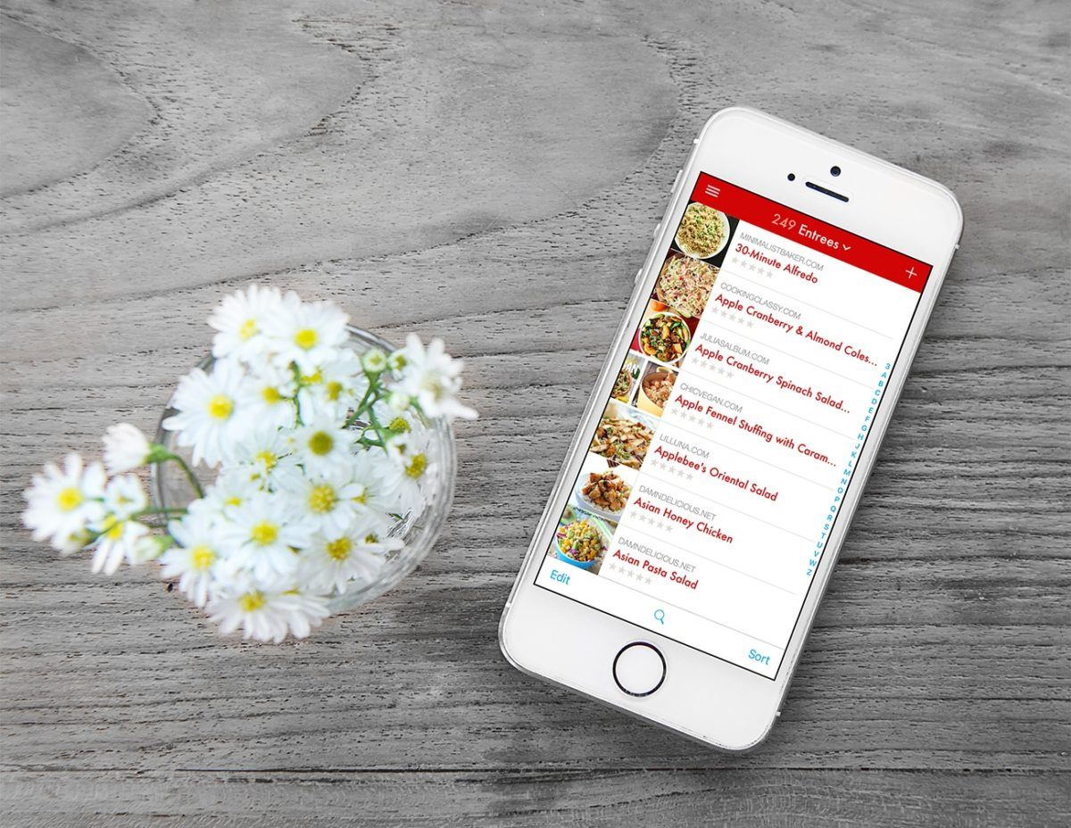 The Best Meal Planning App EVER