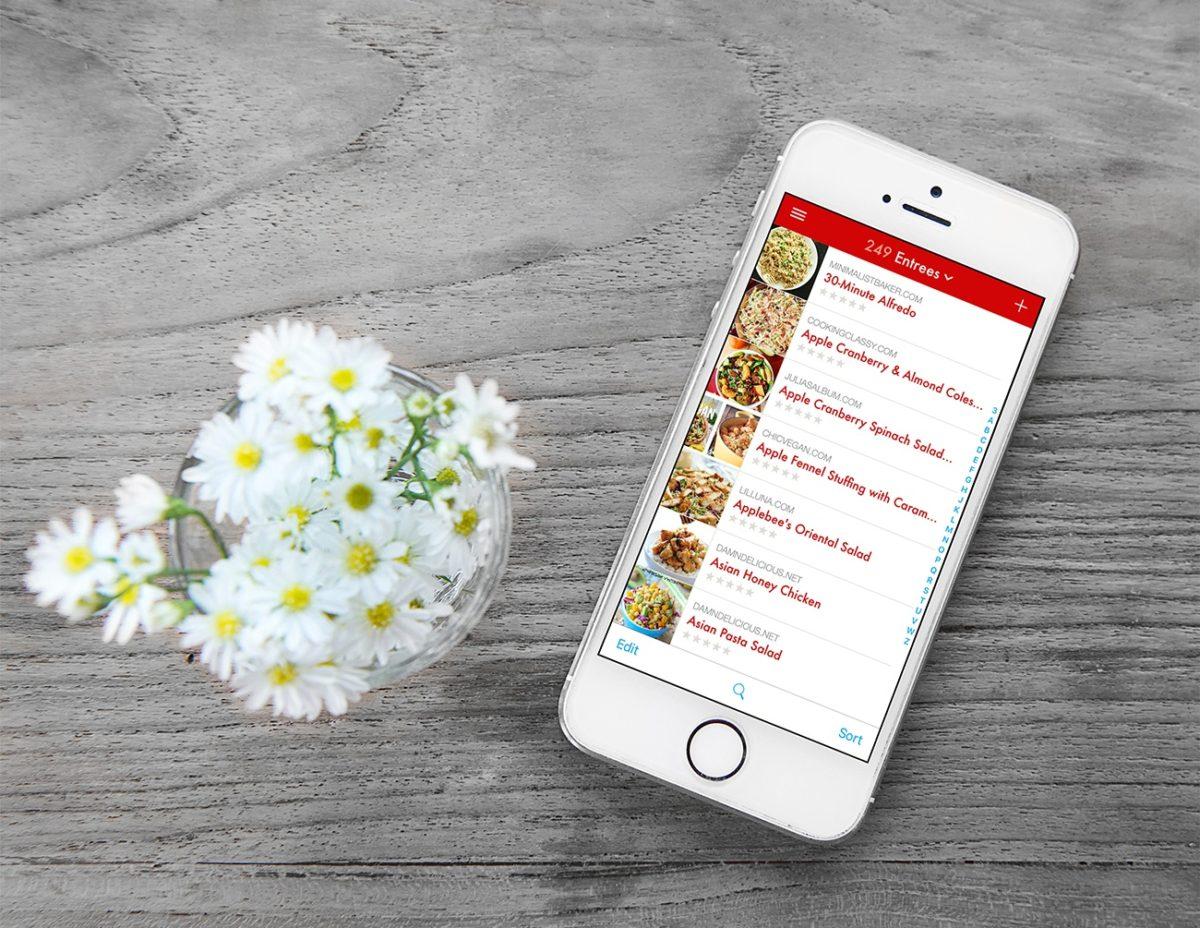 Paprika Recipe App