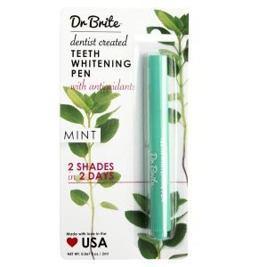 Dr. Brite Teeth Whitening Pen in Mint
