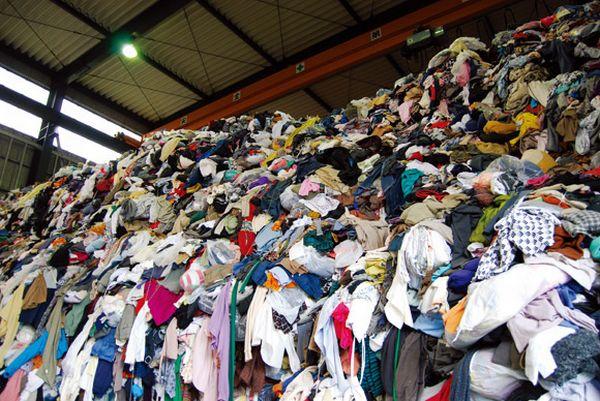 Fashion Waste