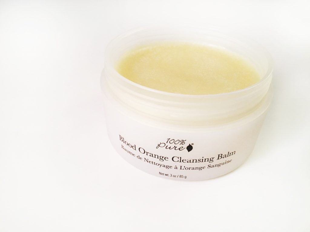 100% Pure Cleansing Balm