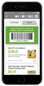Whole Foods Mobile App
