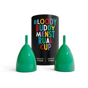 Bloody Buddy Menstrual Cups