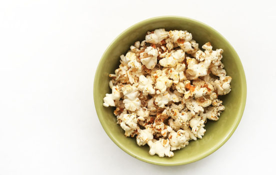 Recipe: Zesty Buffalo Popcorn (And Why You Should Ditch Microwave Popcorn!)