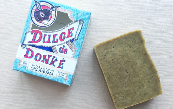 Soap Made with Donkey Milk?! Dulce de Donke Review & The Benefits of Donkey Milk