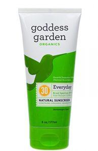 Goddess Garden Organics SPF