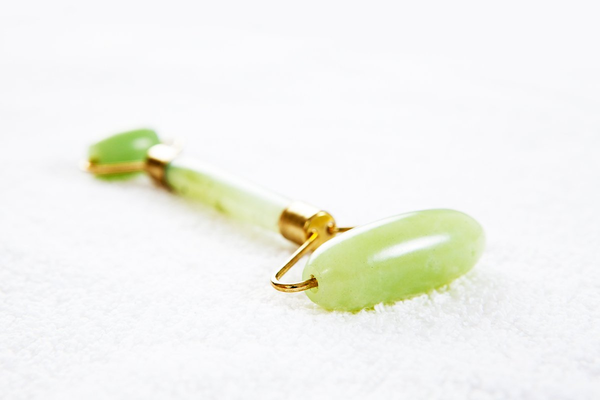 Jade Roller for Glowing Skin