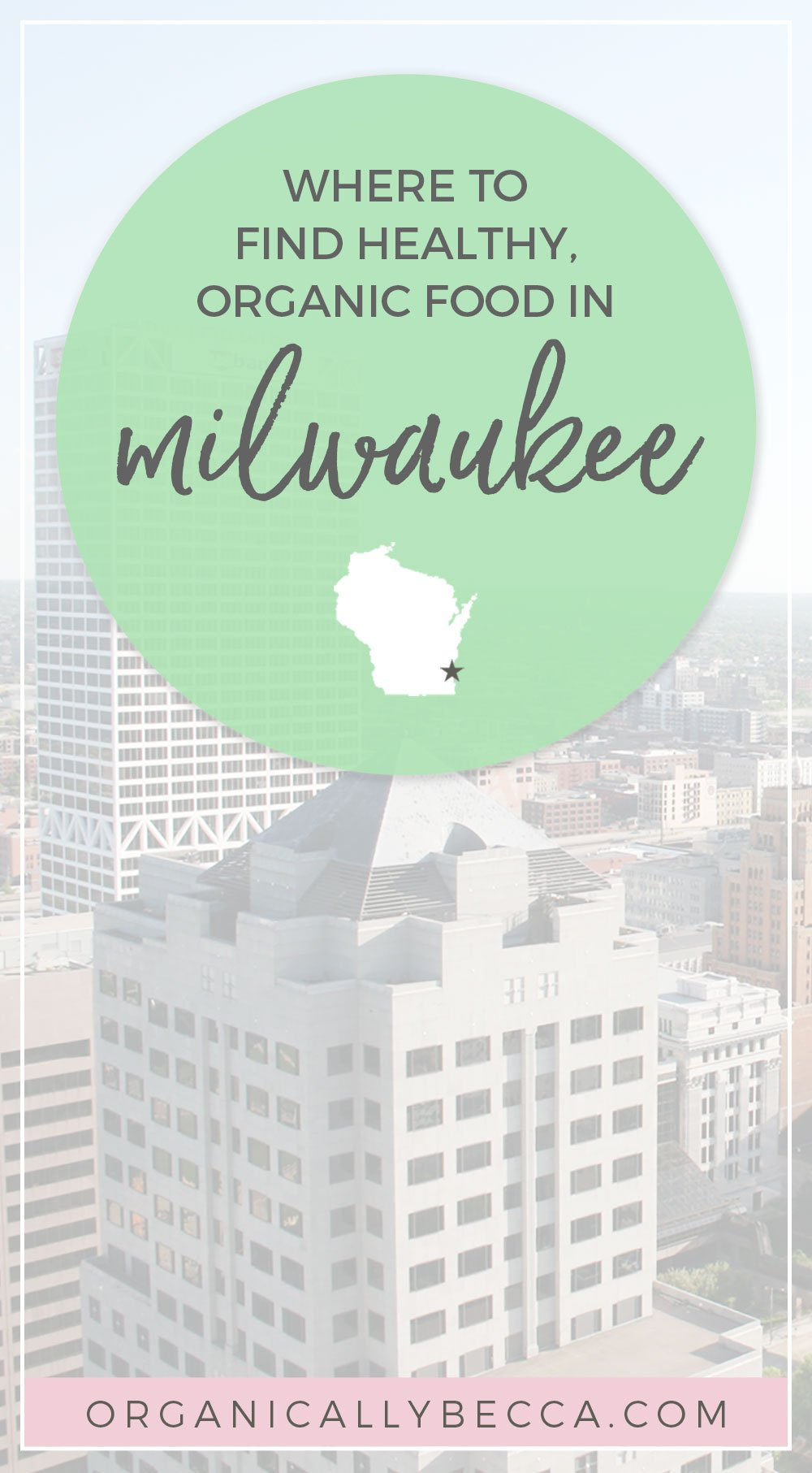 Organically Becca's Milwaukee City Guide