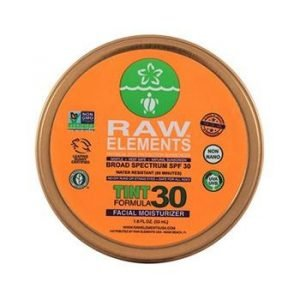 Raw Elements SPF Tinted Moisturizer