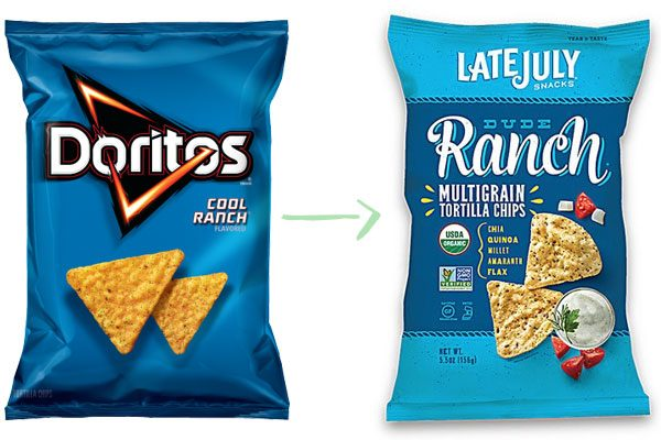 Cool Ranch Doritos Dude Ranch Late July