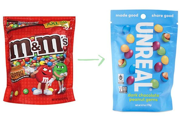 M&Ms Unreal Gems