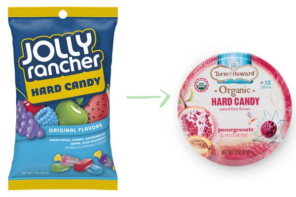 Jolly Ranchers Torie Howards Hard Candy