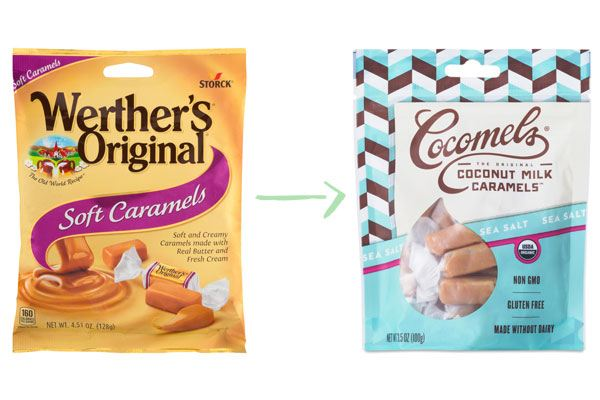 Werther's Cocomels Organic Caramels