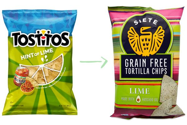 Tostitos Siete Tortilla Chips