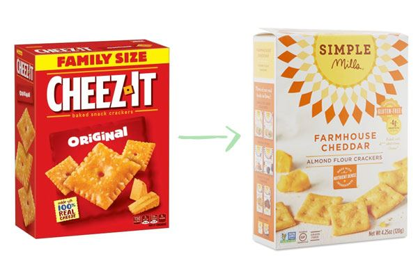 Simple Mills Cheez-Its