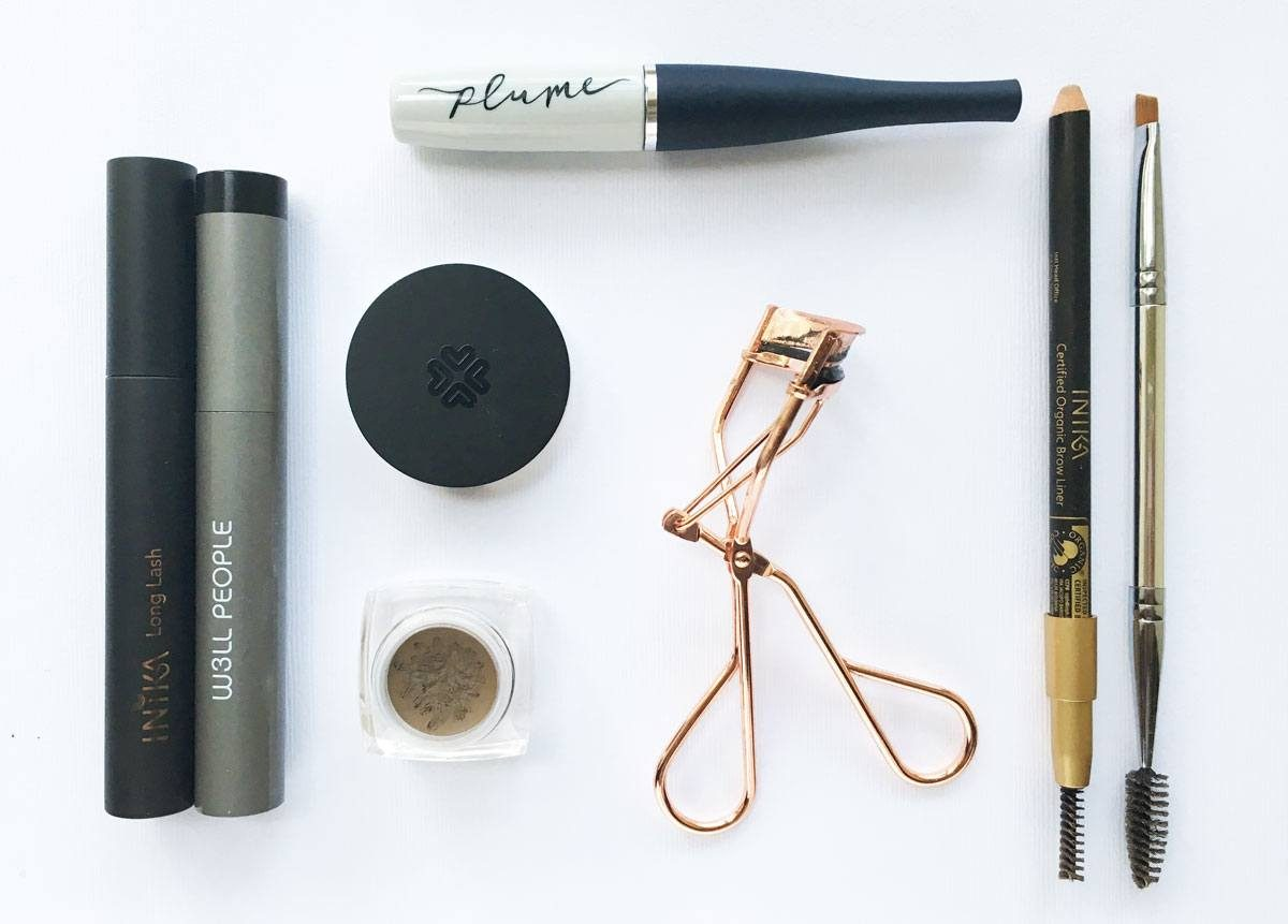 Best Natural Brow & Lash Products