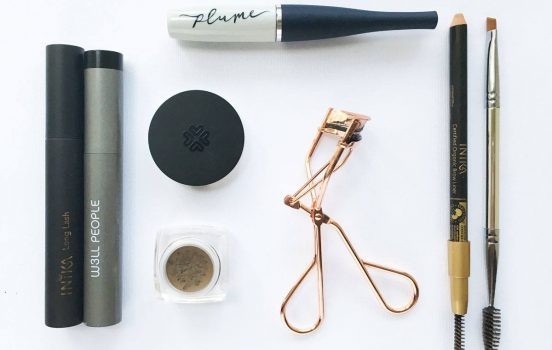 The Best Natural, Cruelty-Free Lash & Brow Products