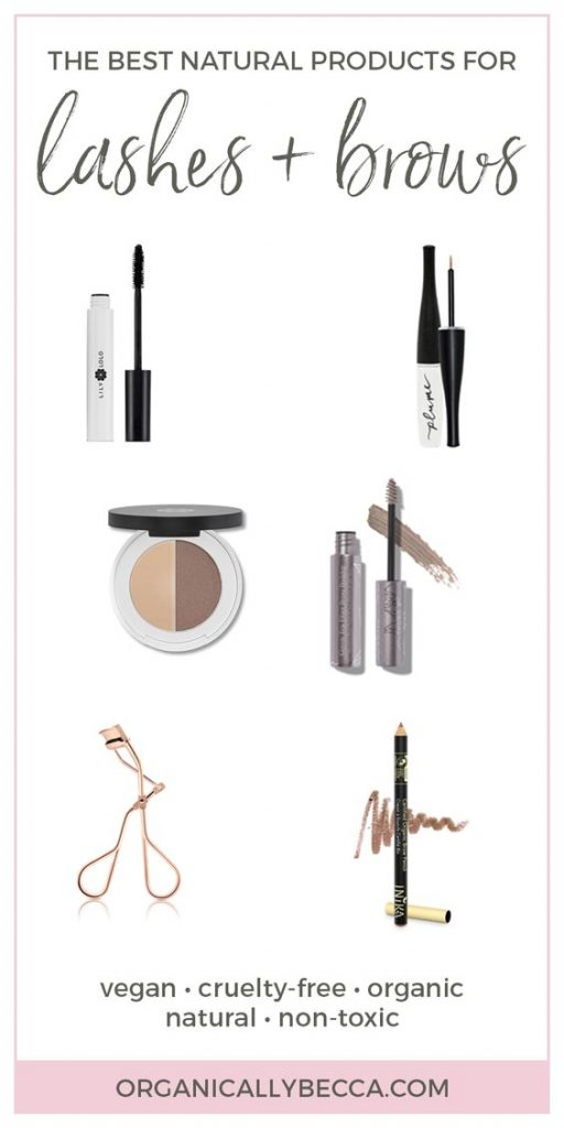 Best Cruelty-Free Lash Brow Products