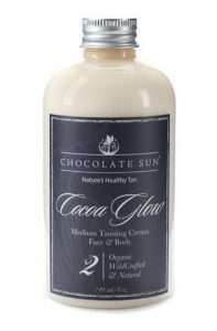 Chocolate Sun Organic Tanner