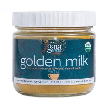 Gaia Herbs Golden Turmeric Milk