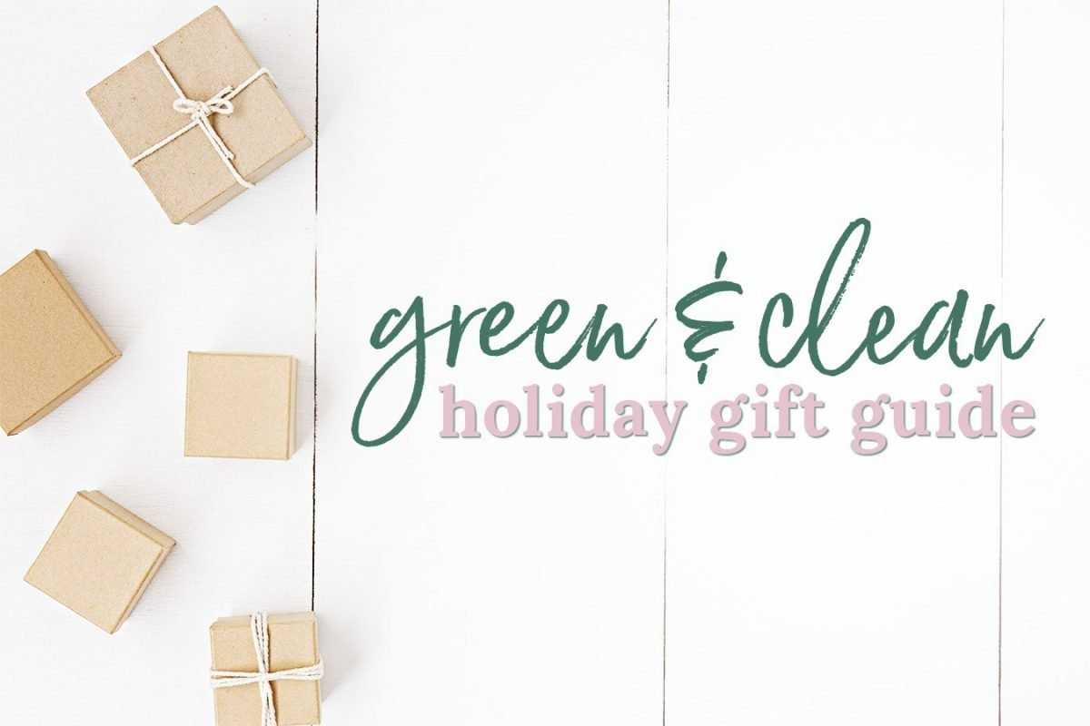 Holiday Green + Organic Guide Guide