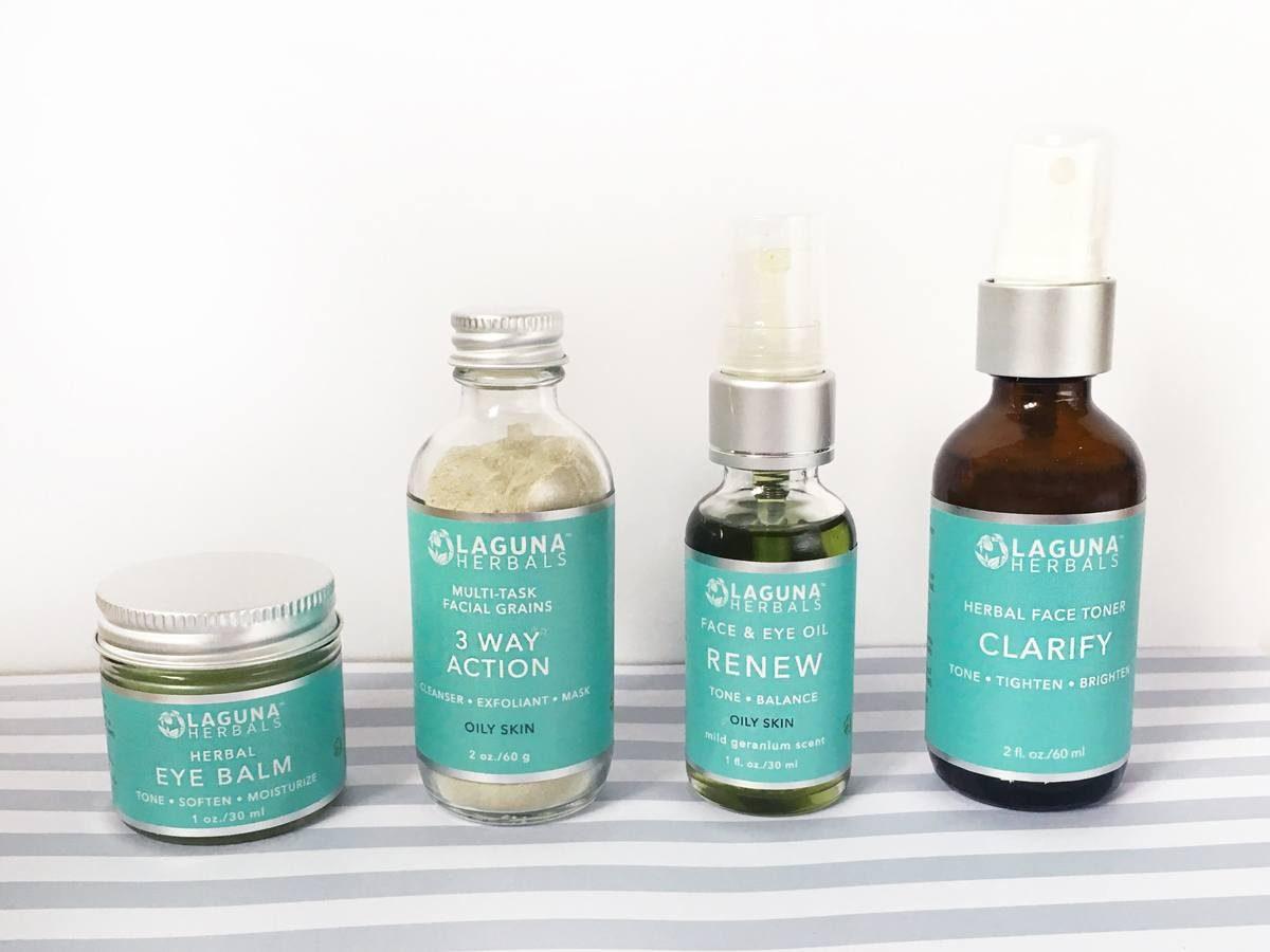Laguna Herbals Organic Skincare