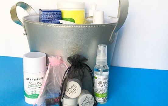 Green Gift Bag: Swapping Out 9 Everyday, Conventional Products for Natural, Organic Products