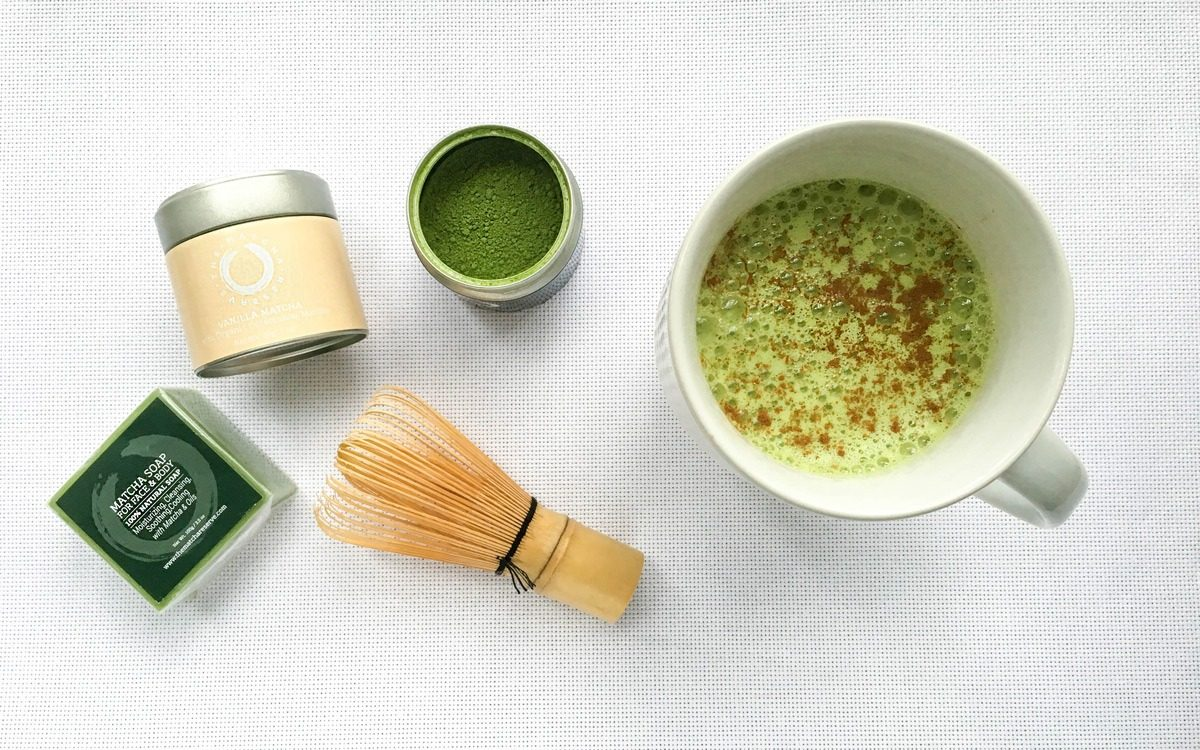 The Matcha Reserve