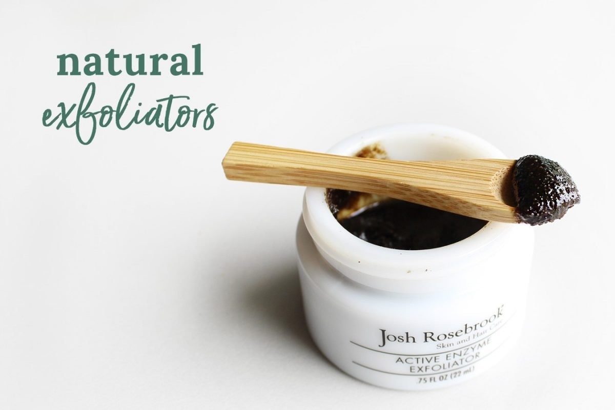 Natural Facial Exfoliators