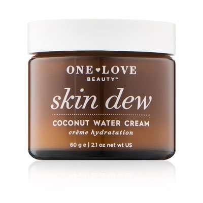 One Love Organics Skin Dew Coconut Cream
