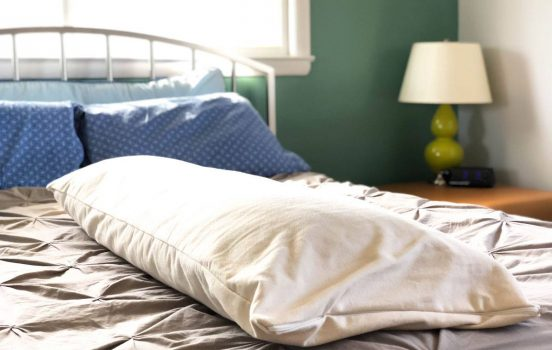 Organic Body Pillows for a Better Night's Rest