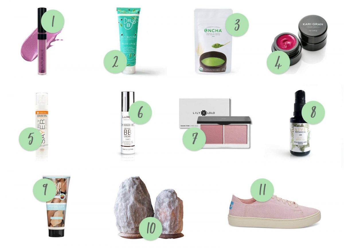11 Natural Products I Can't Stop Using This Spring