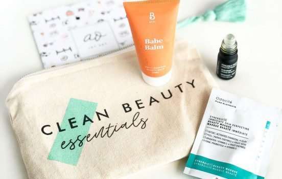 Travel in Style with the Art of Organics Jet Set Kit! [May 2018 Box]