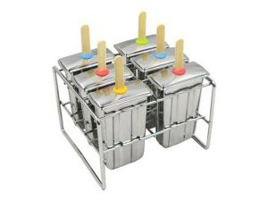 Stainless Steel Ice Pop Molds