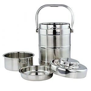 Stainless Steel Insulated Lunchbox