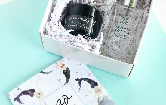 "Beat the June Gloom with Art of Organics ""Lagoon"" Clean Beauty Box!"