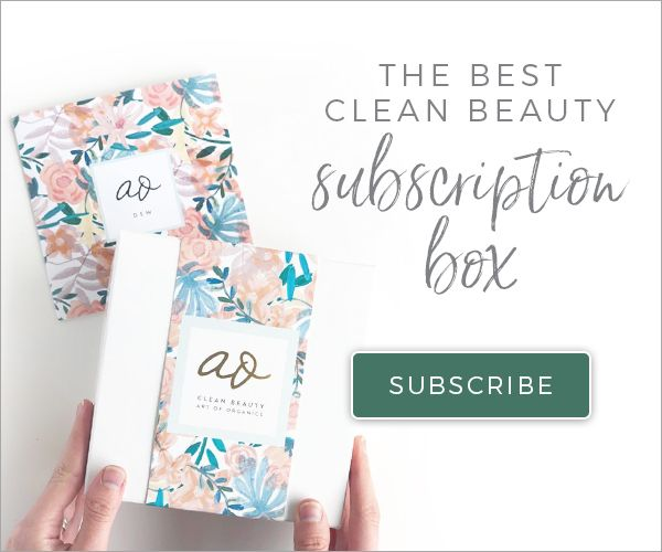 Art of Organics Subscription Box