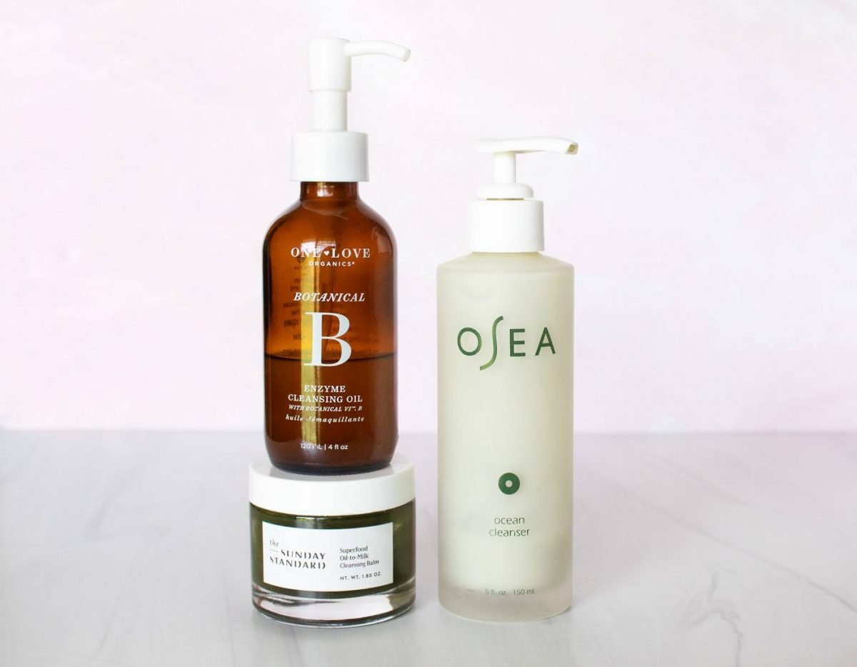Best Organic Facial Cleansers