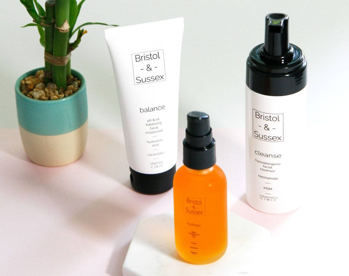 Bristol & Sussex Natural Skincare