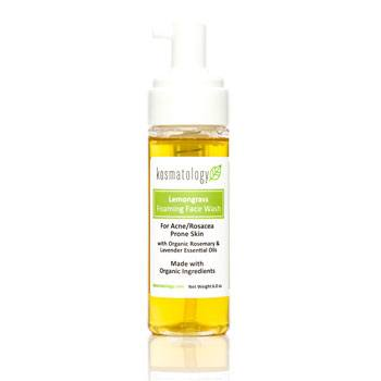 Kosmatology Lemongrass Foaming Cleanser