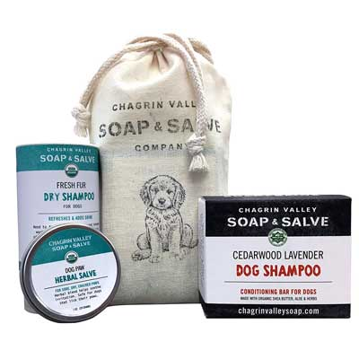 Chagrin Valley Pooch Dog Shampoo