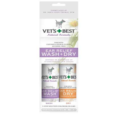 Vet's Best Natural Ear Wash
