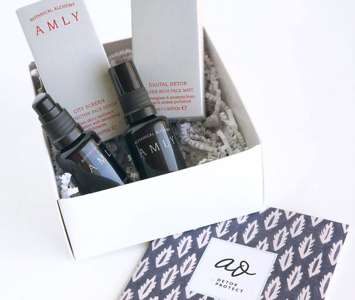 Art of Organics Amly Botanicals November