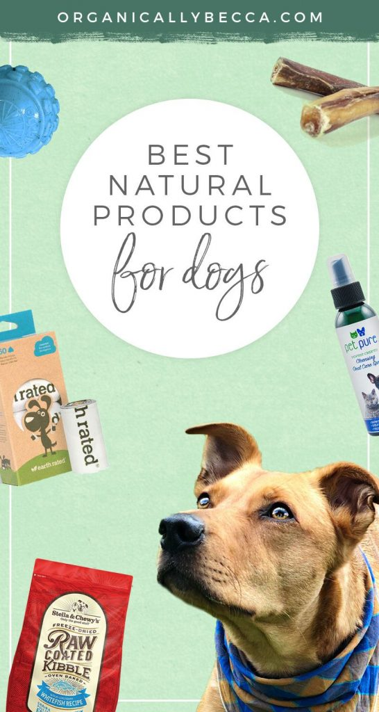 Natural Dog Products